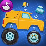 Build A Truck - by Duck Duck Moose icon