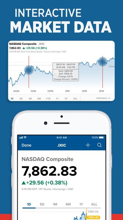 CNBC: Stock Market & Business screenshot-9