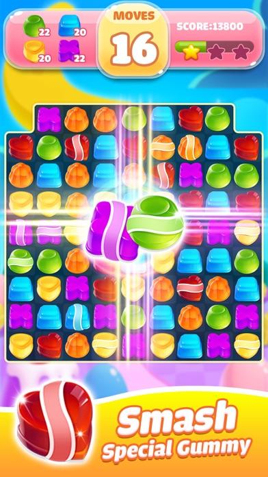 Jelly Jam Blast - Match 3 Game screenshot two