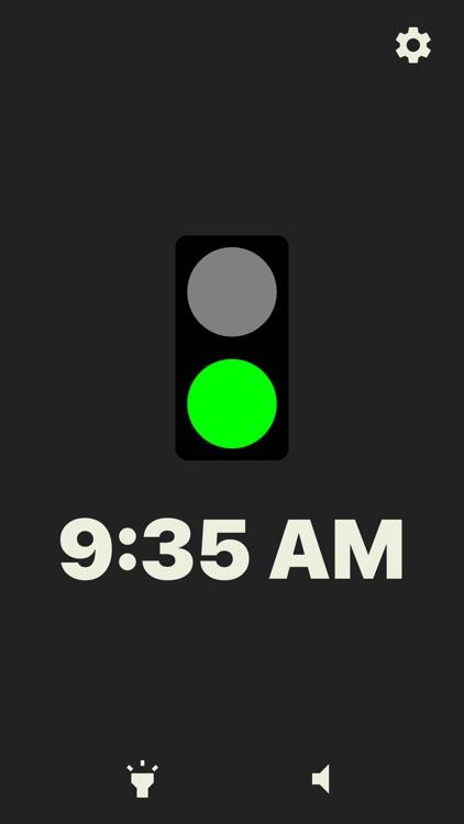 Sleepy Time Clock