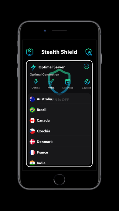 Stealth Shield - VPN Proxyのおすすめ画像3