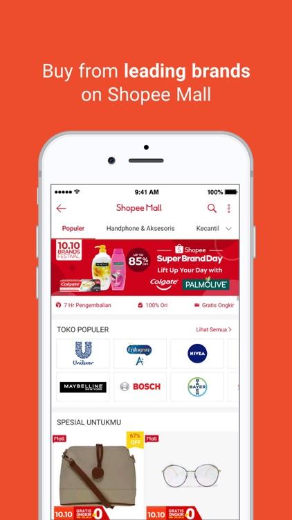Shopee 10.10 Brands Festival screenshot-3
