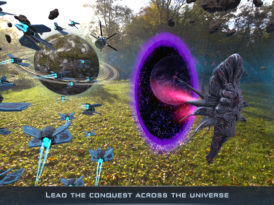 Cosmic Frontline AR Screenshots