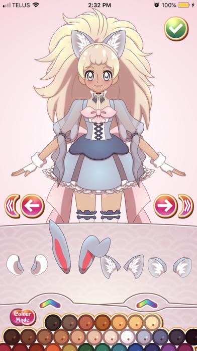 Glitter Cure Anime Dress Upのおすすめ画像3