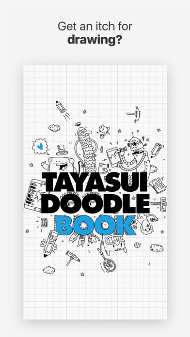 Tayasui Doodle Bookのおすすめ画像1