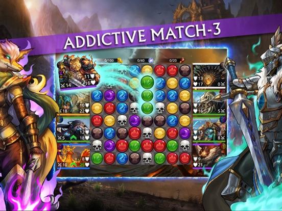 Gems of War – Match 3 RPG - Revenue & Download estimates