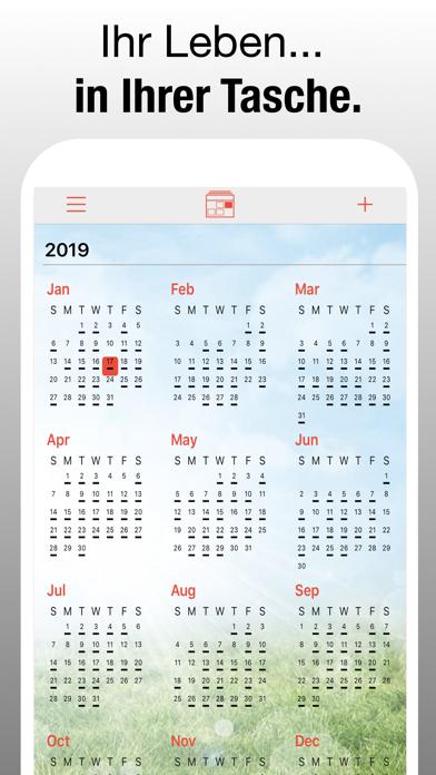 Kalender PocketLifeScreenshot von 10