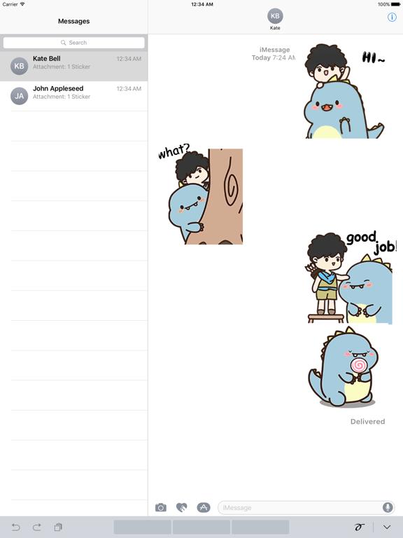 Little Dinosaur Is My Pet screenshot 5