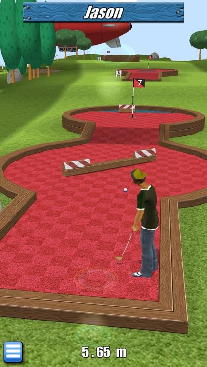 My Golf 3D screenshot-4