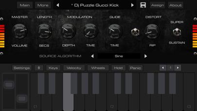 Bass 808 Synth + AUv3 Platinumのおすすめ画像2