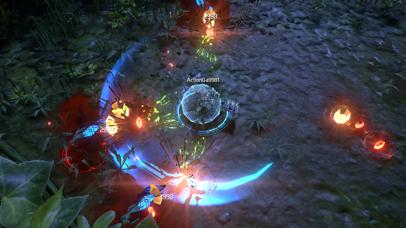 Gigantic X screenshot 2