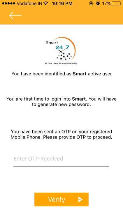 Smart24x7-Personal Safety App screenshot-3