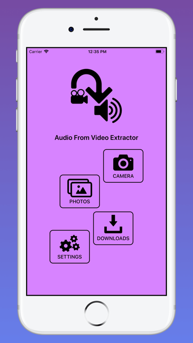 Audio From Video Extract | App Price Drops