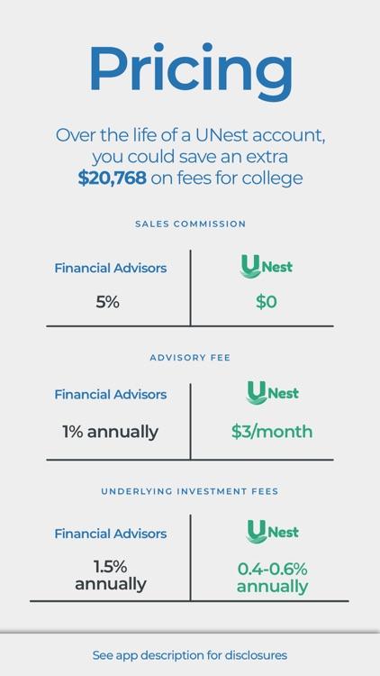 UNest: College Savings App screenshot-6