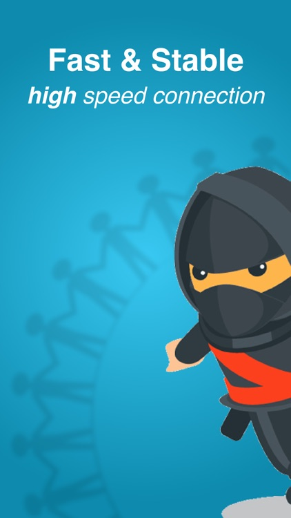 Ninja VPN - Proxy Unlimited screenshot-3