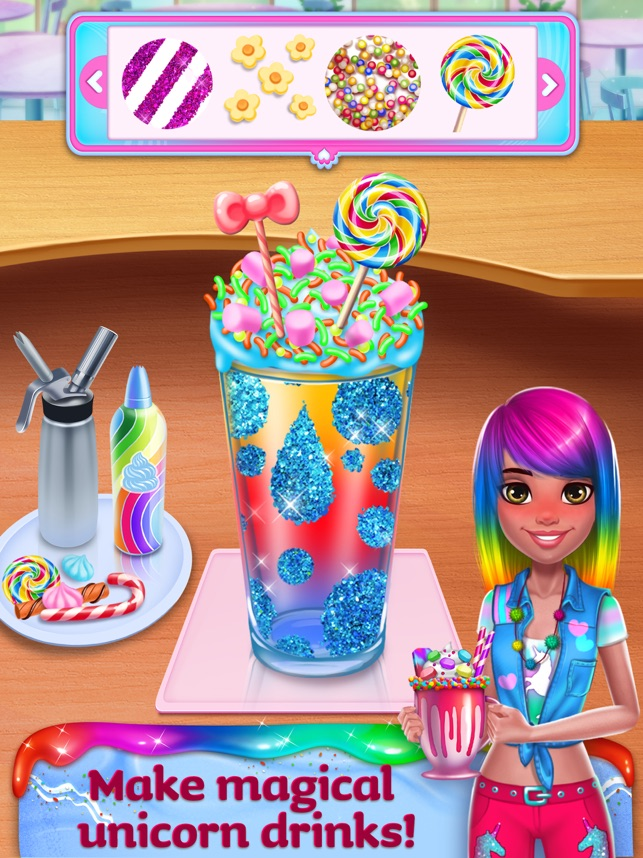 Unicorn Food Style Maker on the App Store