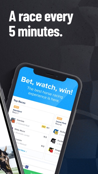 FanDuel Racing - Bet on Horses screenshot 2