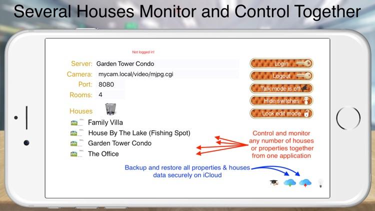 HOS Smart Home BACnet BMS screenshot-9