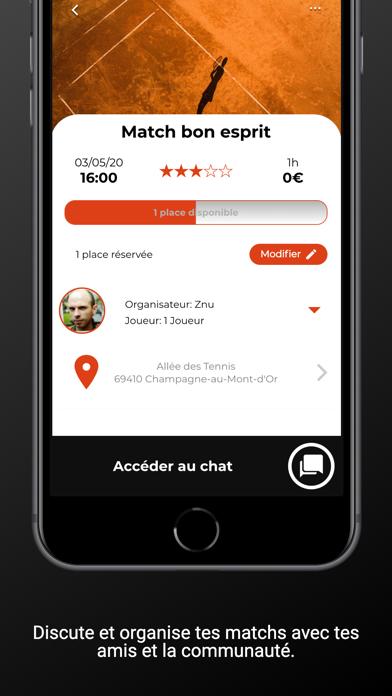 Screenshot of All in Academy App