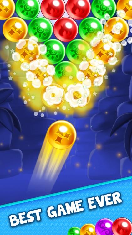 Bubble Puzzle Fox Rescue