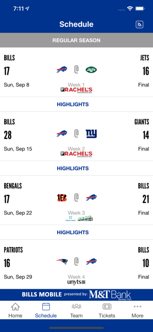 The Best Buffalo Bills App Pictures