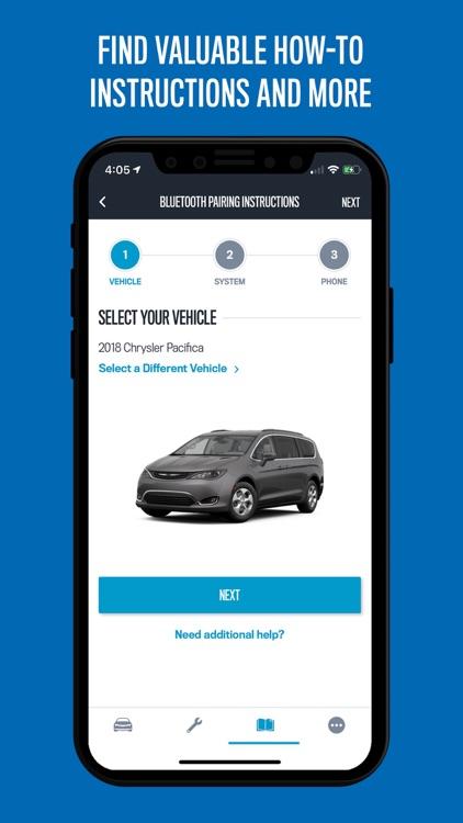 Chrysler For Owners screenshot-8