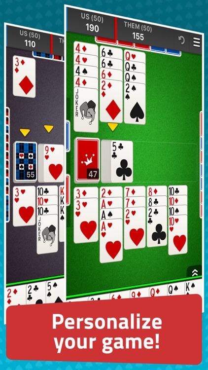 Canasta Jogatina: Card Games screenshot-3
