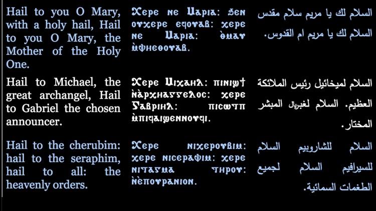 Coptic Reader screenshot-3