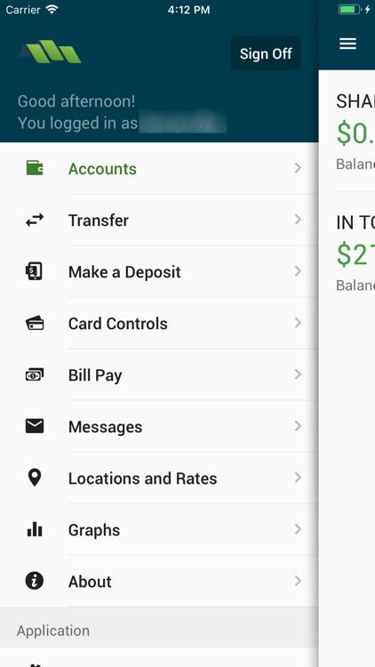 CUR Mobile Banking screenshot-3