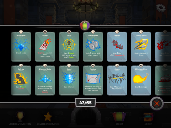 Dungeon Tales : RPG Card Game screenshot 6