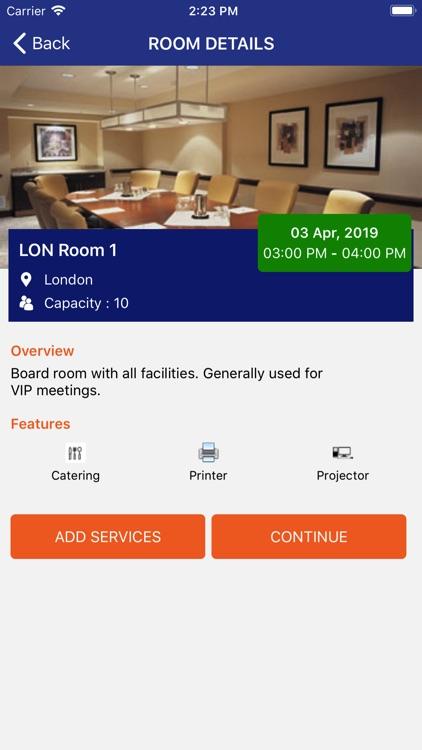 Rendezvous Mobile 6.4 screenshot-5