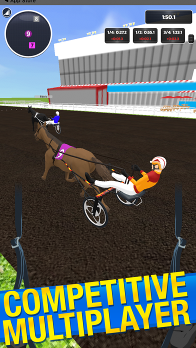 Catch Driver: Horse Racing free Resources hack