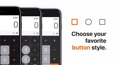 The Calculator ٞ Screenshot