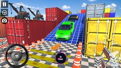 駐車場:トレーラー挑戦ドライビングスクールのテストライセンスのおすすめ画像3
