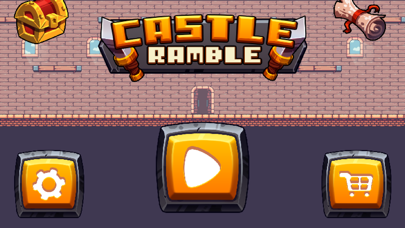 Screenshot from Castle Ramble