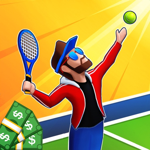 Tennis Stars: Win Real Cash icon