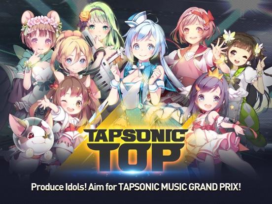 TAPSONIC TOP - Music Game screenshot 10