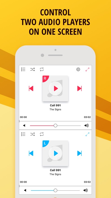 DuoPod - Listen Together screenshot one