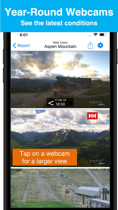 Colorado Snow Map & Webcamsのおすすめ画像3