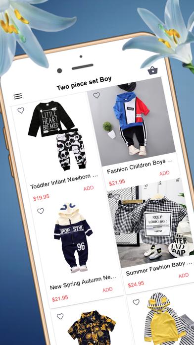 点击获取Shopping for kids online