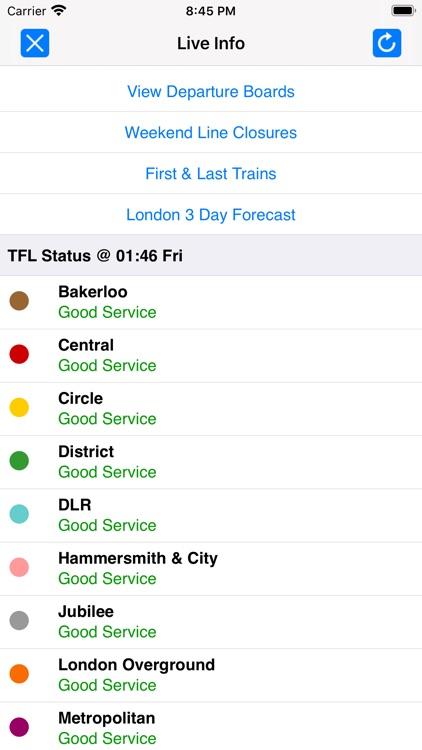 London Underground by Zuti screenshot-4
