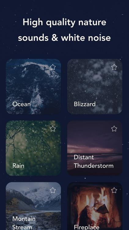 Doze - Sleep Sounds & Stories screenshot-4