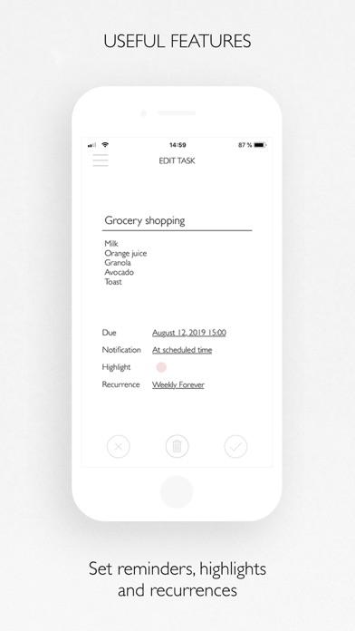 PLANBELLA - Planner App screenshot 6