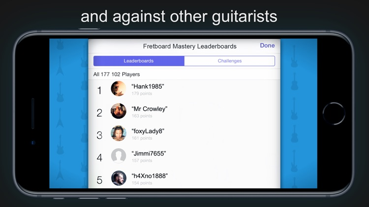 Guitar Notes - Fretboard Games screenshot-3