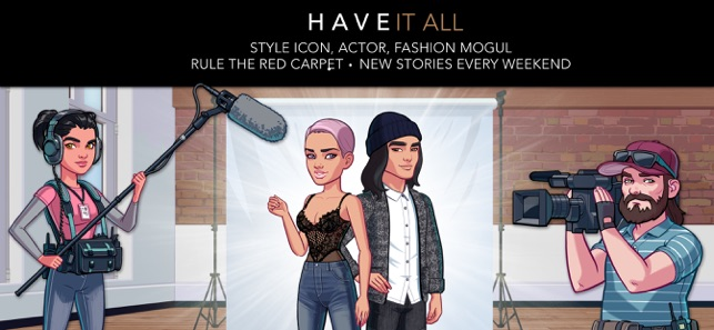 Kim Kardashian: Hollywood on the App Store