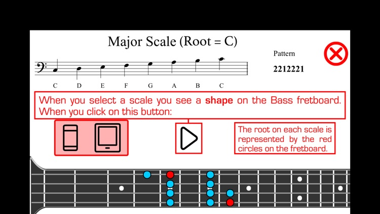 Bass Scales PRO