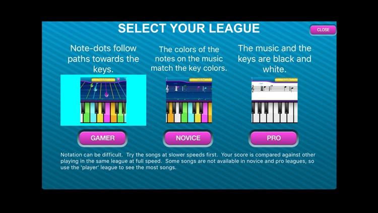 Play Along Keys  piano karaoke screenshot-3