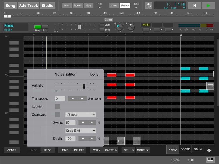 MultitrackStudio for iPad screenshot-7