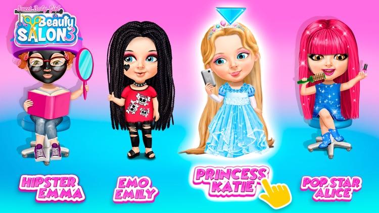 Sweet Baby Girl Beauty Salon 3