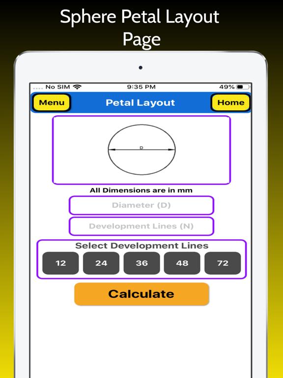Petal Layout Pro screenshot 10